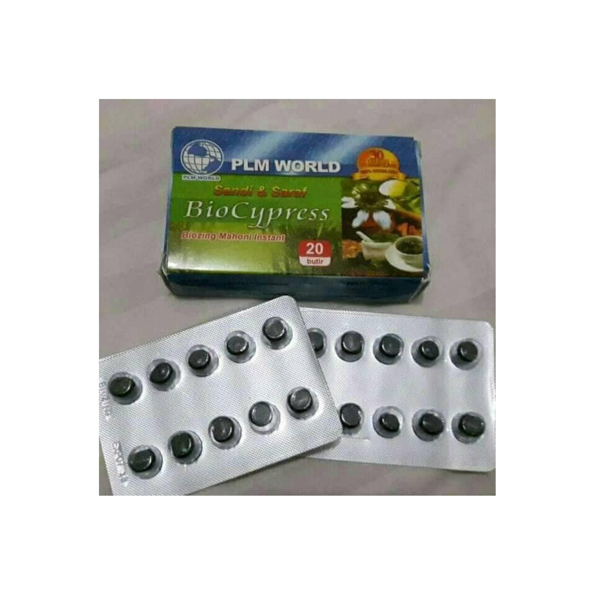 Jual Biocypres Biocipres Biocypress Murah Garansi Dan Berkualitas Rp 179200