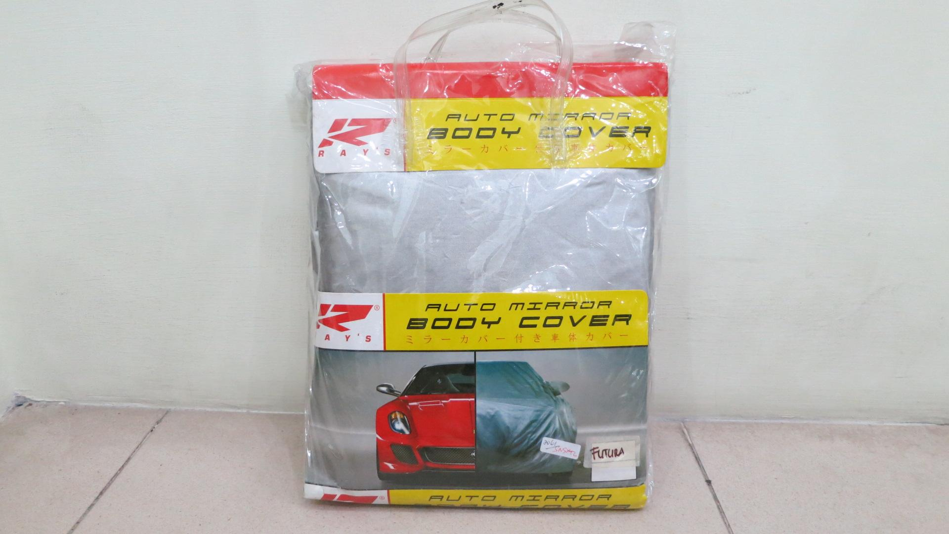 BODY COVER / SELIMUT SUZUKI CARRY FUTURA STATION