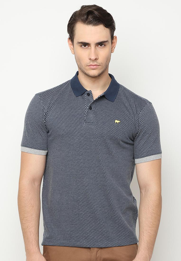 JACK NICKLAUS MONZA POLO SHIRT SLIM FIT