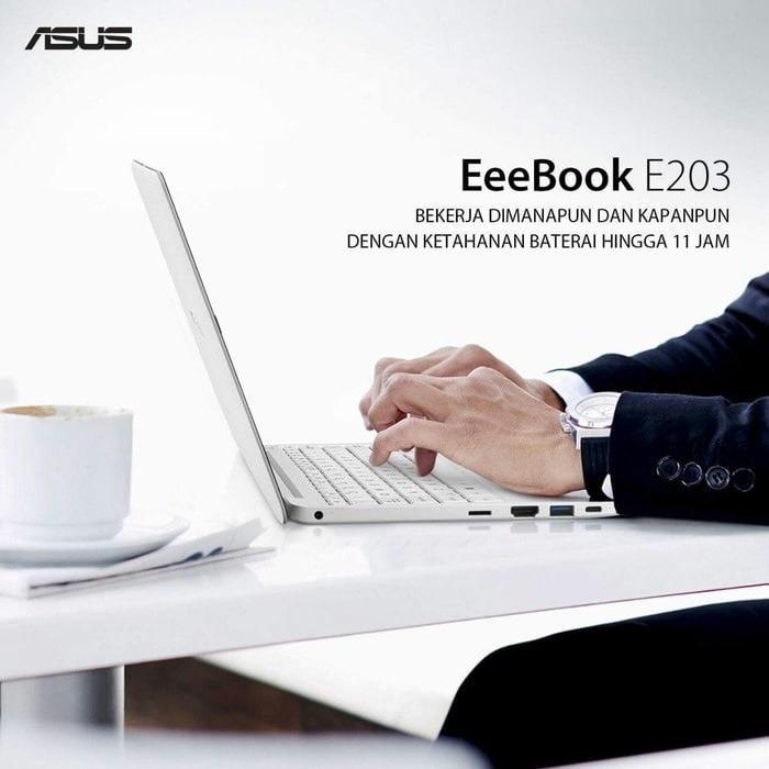 Beli Notebook Asus E203Nah 11In Ram4Gb Include Windows 10 Original Garansi Resmi Online