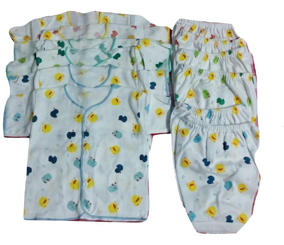 Fitur Baju Bayi Lengan Pendek Airin Dan Harga Terbaru Daftar Newborn Panjang Gema Celana Shankusen 0 6bulan