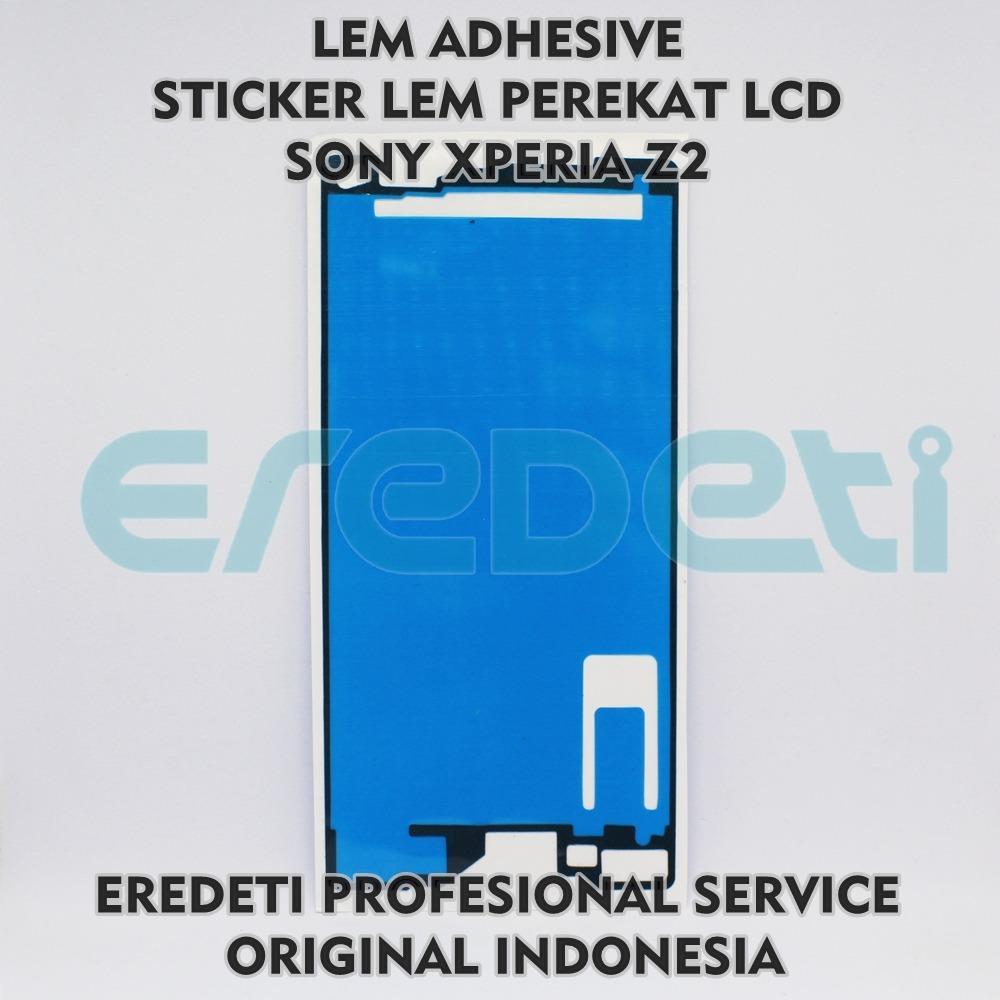 LEM ADHESIVE STICKER LEM PEREKAT LCD SONY XPERIA Z2 KD-002655