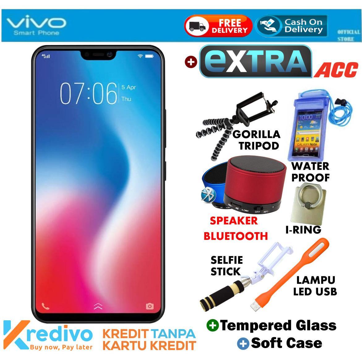 VIVO V9 4/64 - Gold Plus Extra Acc