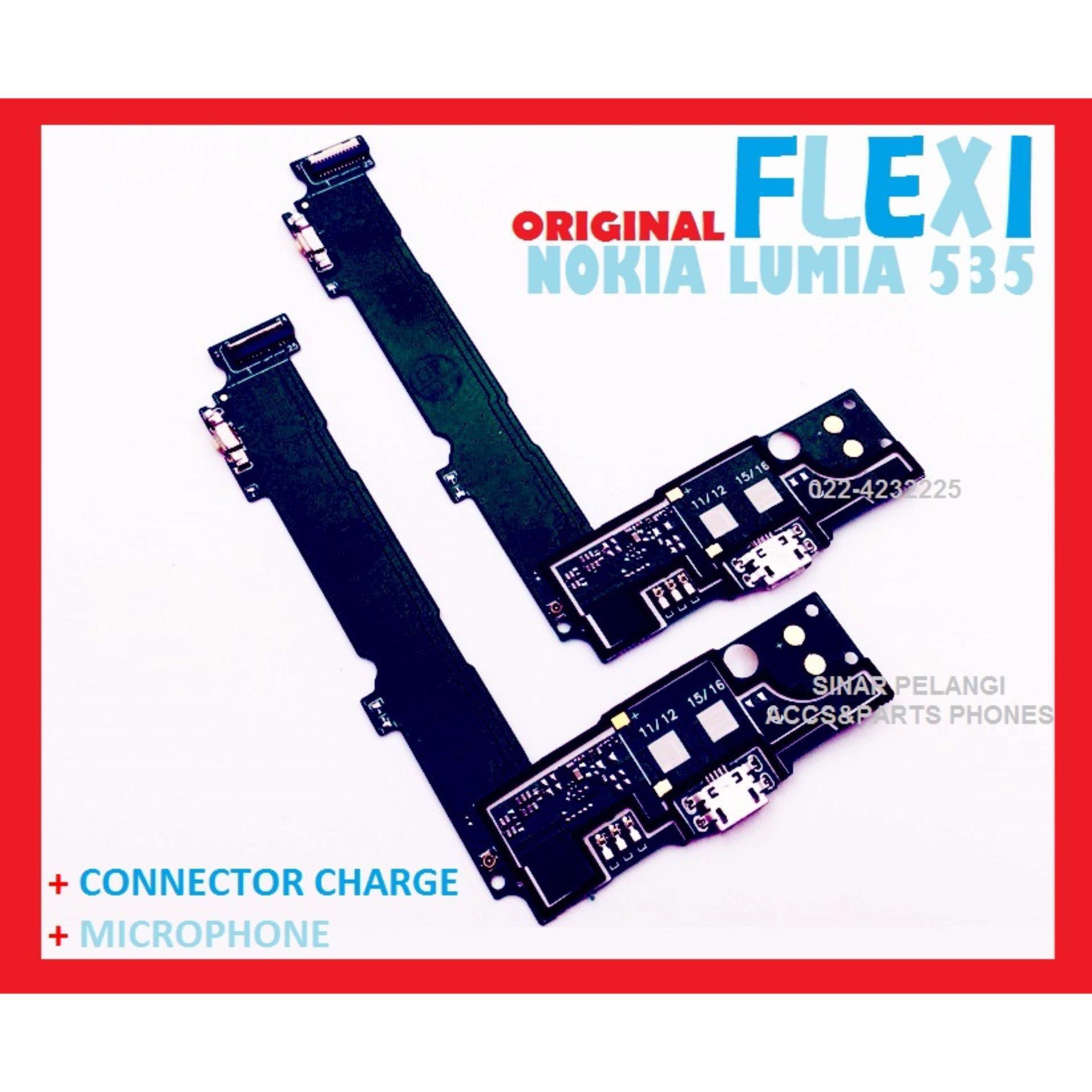Cek Harga Baru Flexi Fleksi Connector Charger Mic Xiaomi Redmi Note 4g Dual Sim Putih Nokia Lumia 535 Flex Flexible Fleksibel Port Konektor Microphone Ori Original 905444