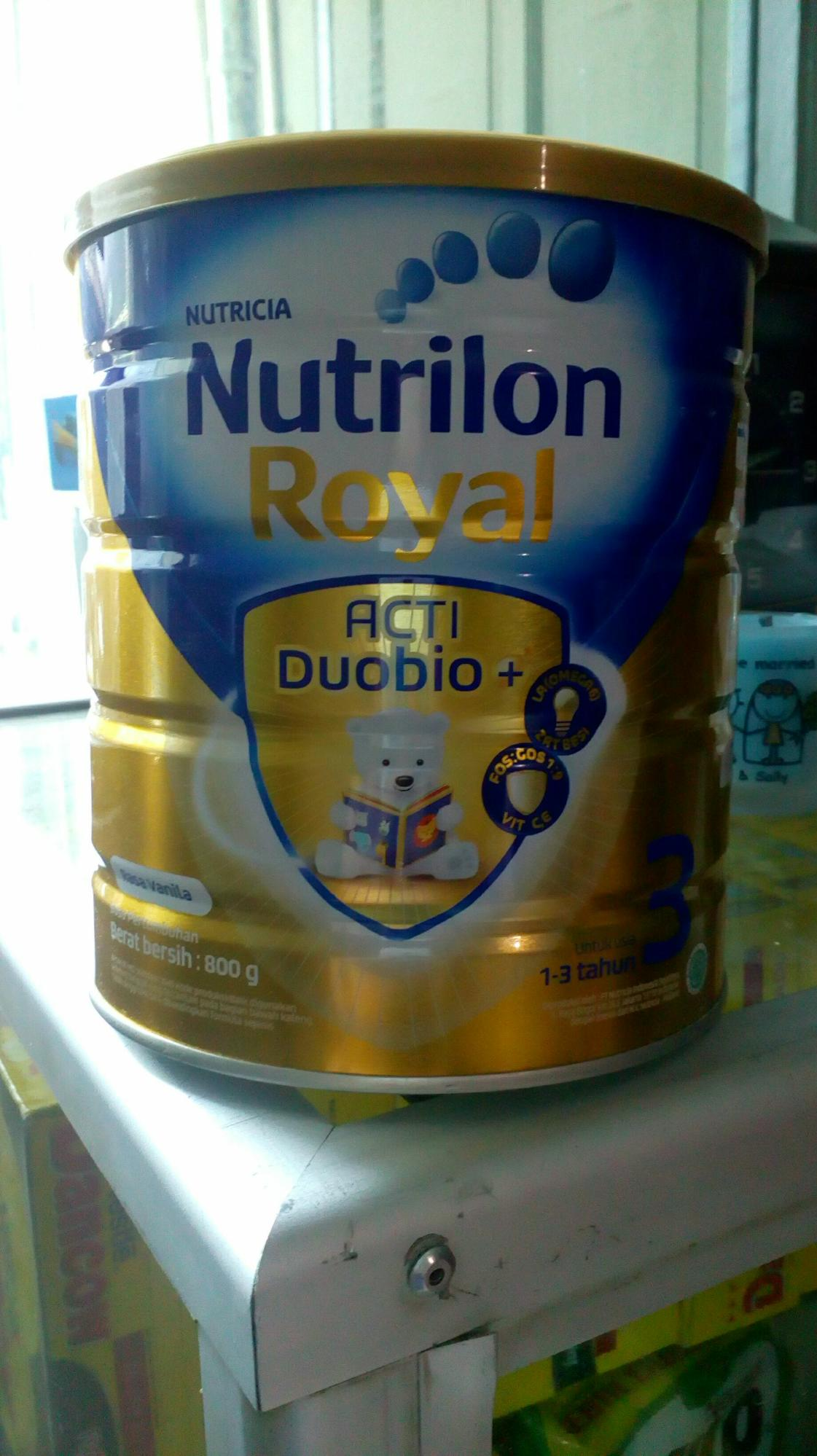 NUTRILON ROYAL 3 VANILA