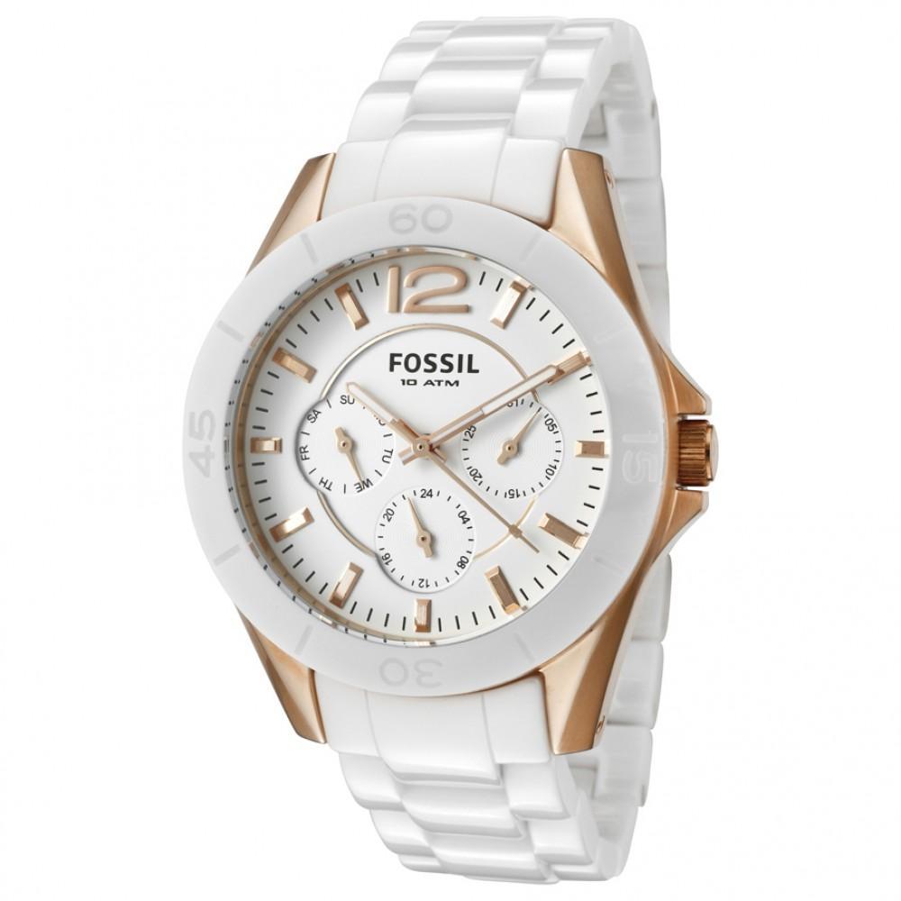 Harga Spesifikasi Jam Tangan Wanita Fossil Stella Watch Authentic Es3816 Original Ce1006 Ceramic Quartz