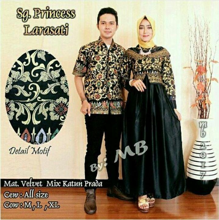 Batik Couple Sarimbit Batik Couple Batik Gamis Keluarga Modern Seragam Batik Terbaru - 2 ...