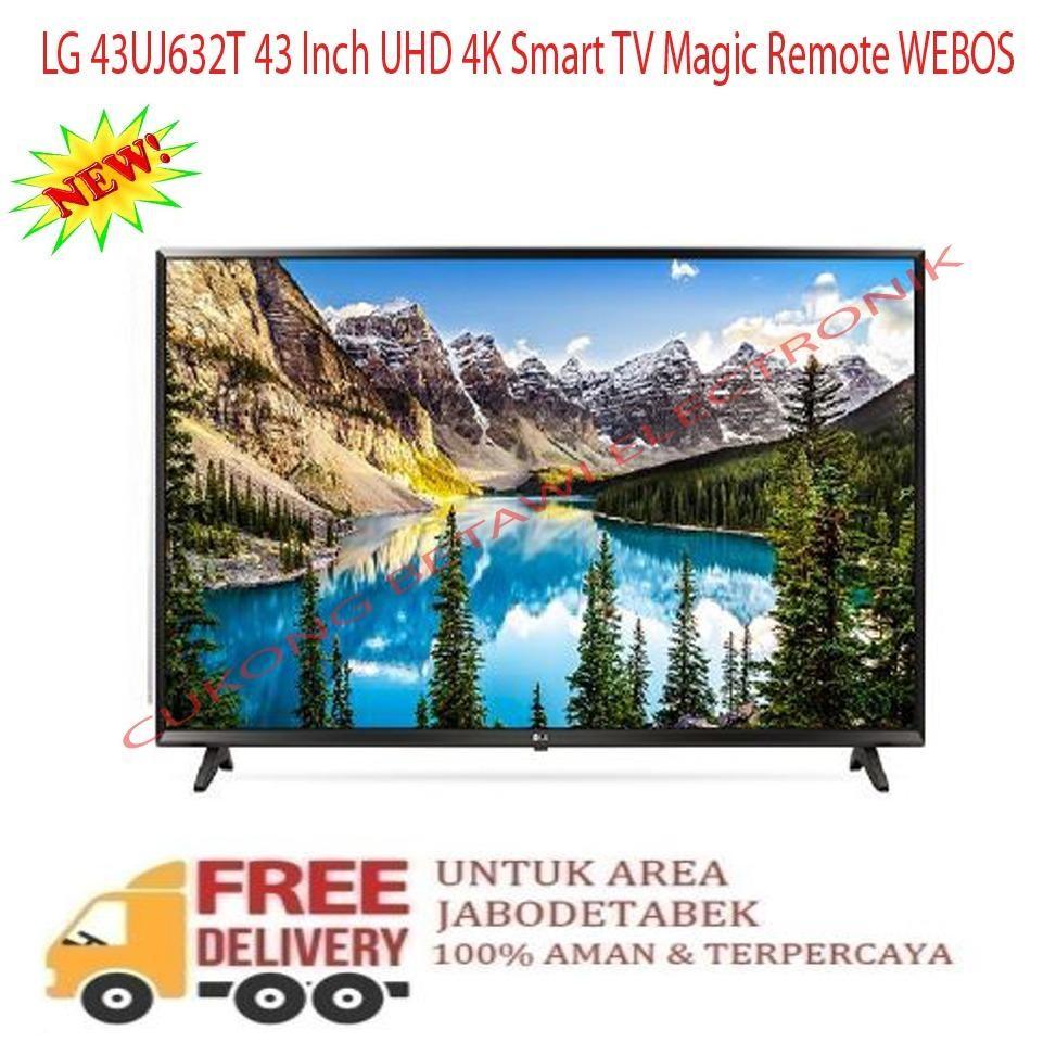 LG 43UJ632T UHD SMART TV [43 Inch] - KHUSUS JABODETABEK