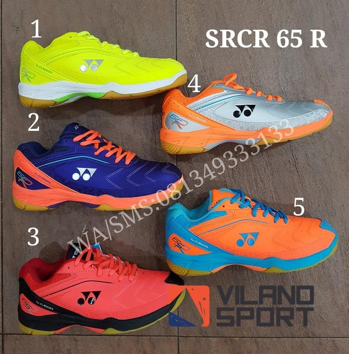 Fitur Sepatu Badminton Yonex Srcr 75 White (original) 4i8vll Dan ... d340700025