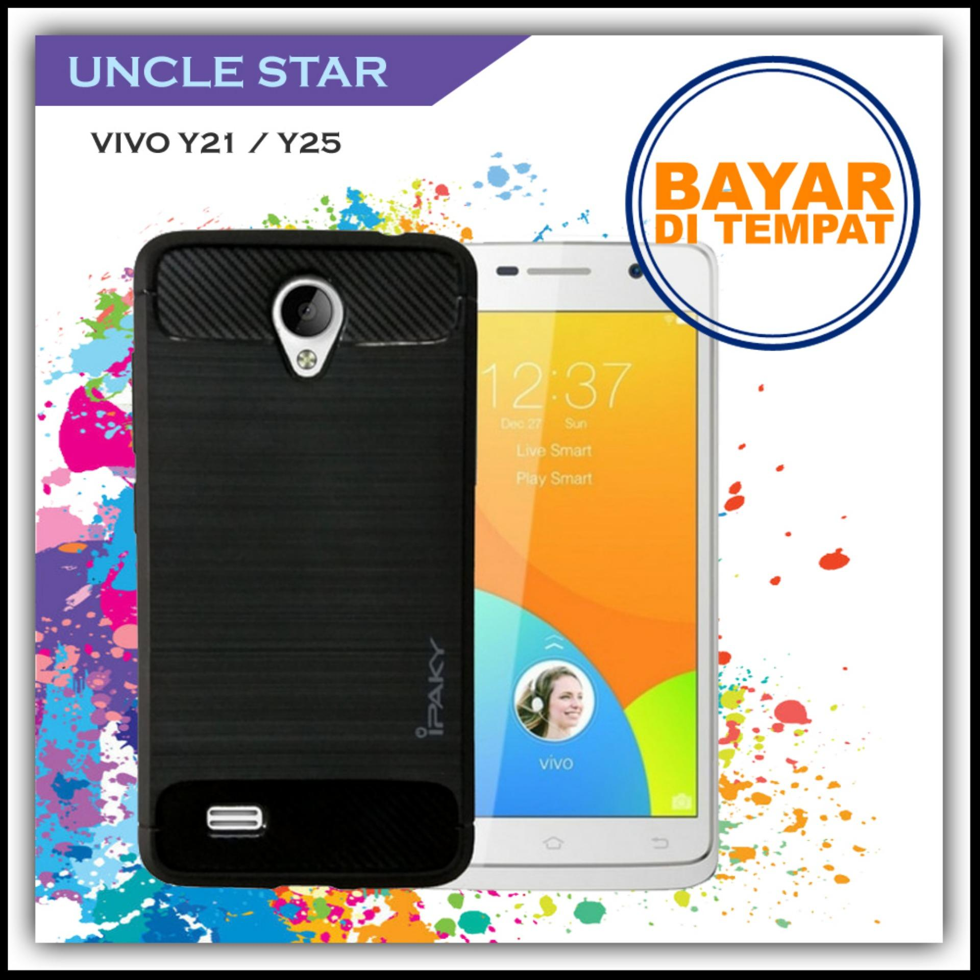 Original Ipaky Star Back Case For Oppo A39 Black