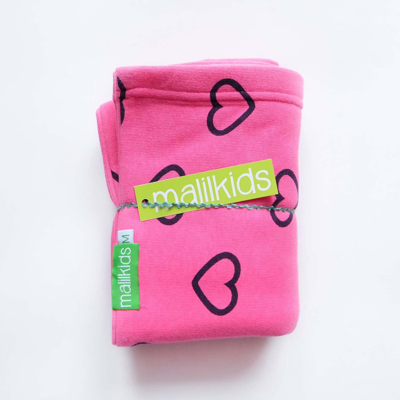 Detail Gambar Gratis Pouch! Size L - Malilkids Geos / Gendongan Kaos Premium / Gendongan Instan - Model Love Fanta Terbaru
