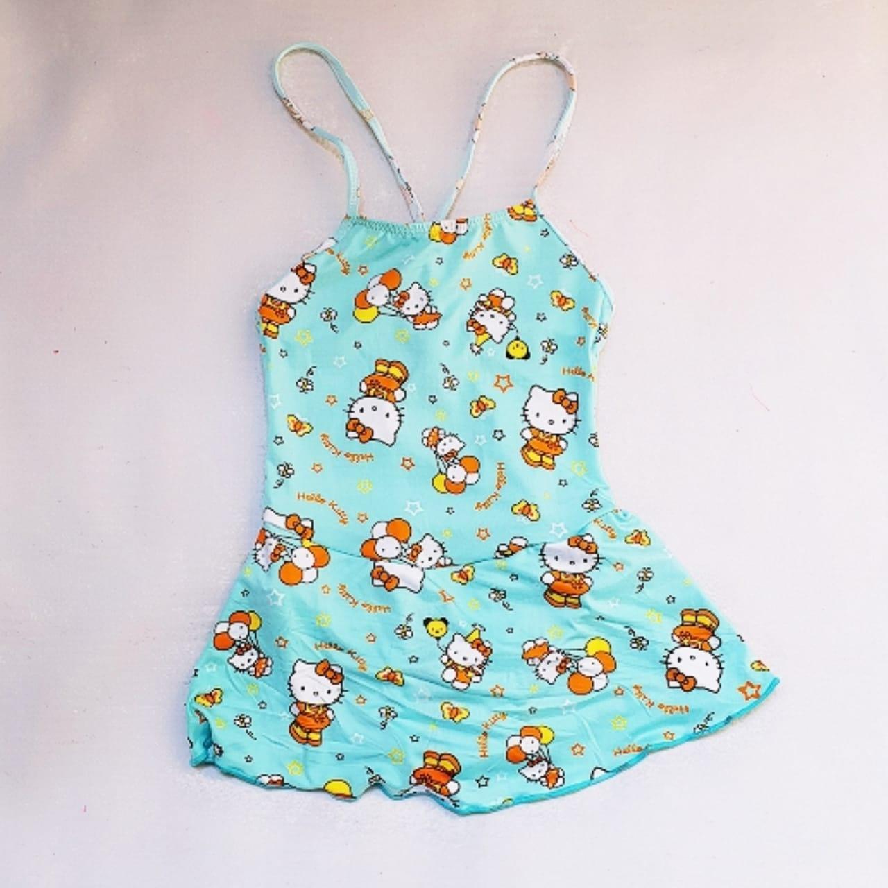 baju renang pantai bayi dan anak pantai 0-6 bulan