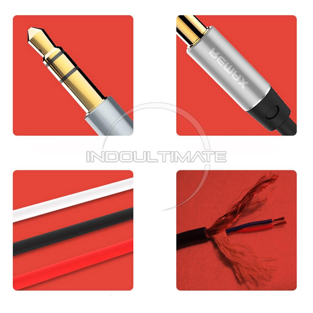 Kelebihan Remax Audio Cable 3 5 Aux 2m Rl L200 Kabel 20s 35