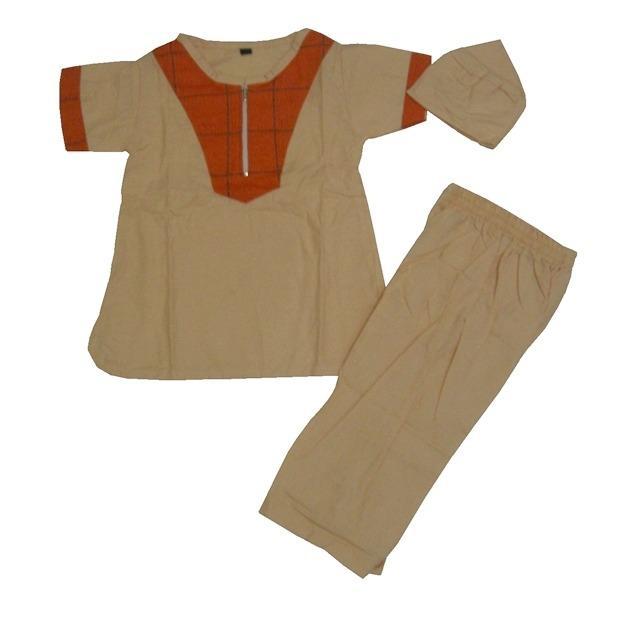 Rianni Baju Koko Turki Bayi / Anak Laki-laki