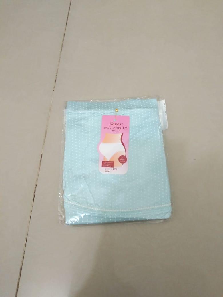Ning Ayu Celana Dalam Hamil Sorex CDH 53 / Celana Dalam Hamil / Celana Ibu Hamil
