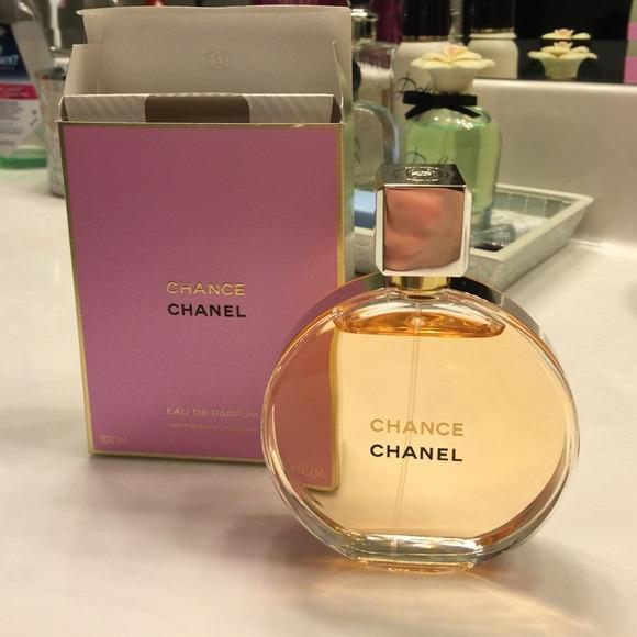 Chanel Chance EDP Parfum Wanita [100 mL] (Original From Singapore) Bisa bayar