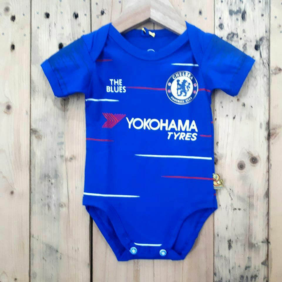 harga BABY JERSEY BOLA CHELSEA FC HOME MODEL JUMPER Lazada.co.id