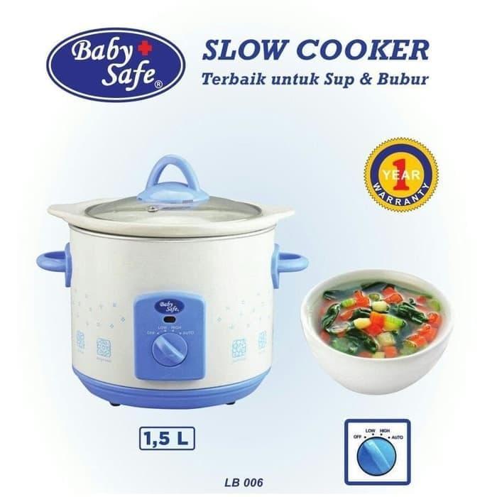 Baby Safe Slow Cooker LB006