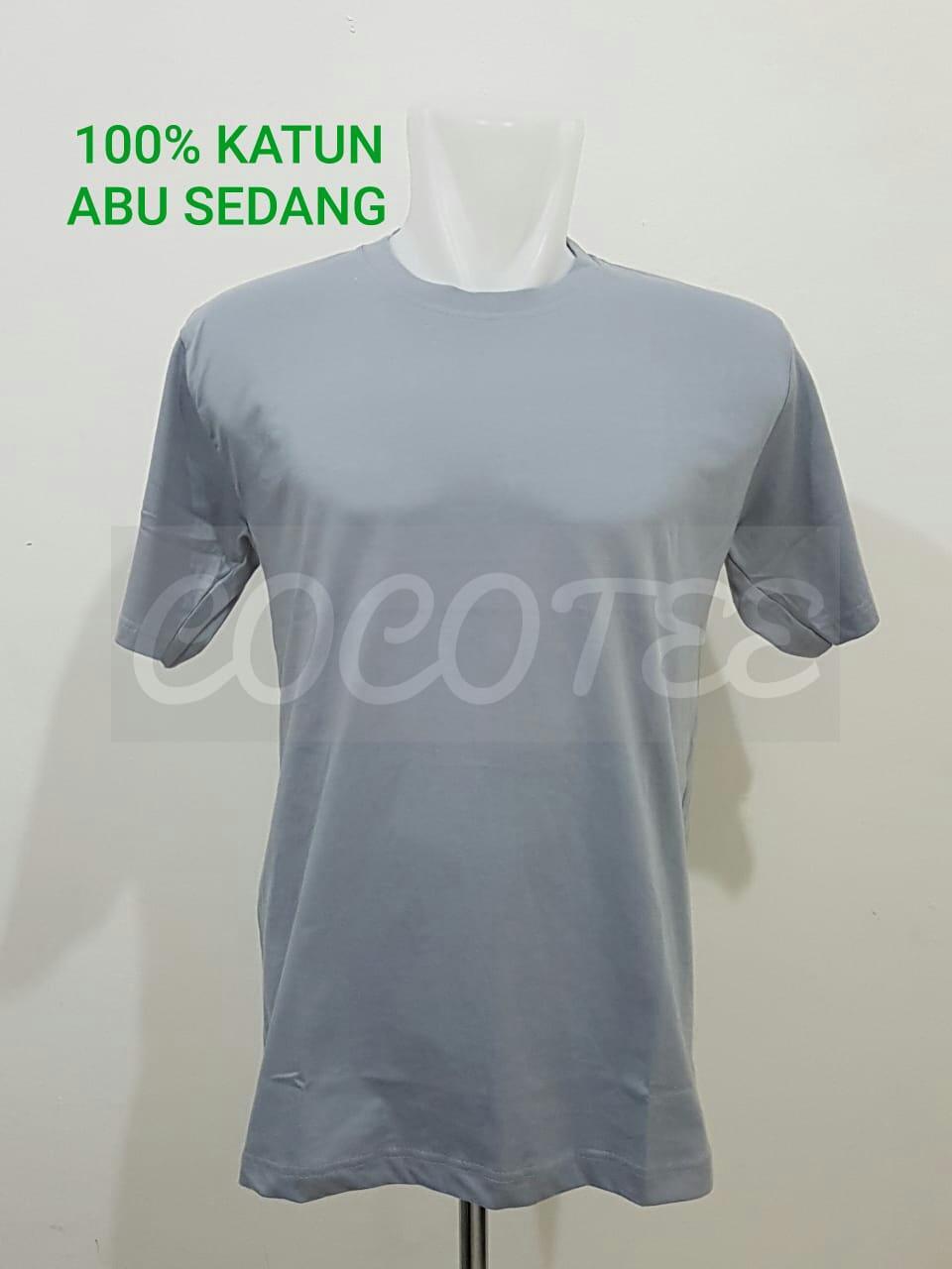 ... Kaos Polos Big Size Katun Combed 30s Oneck Tangan Pendek 4XL - 3 ...
