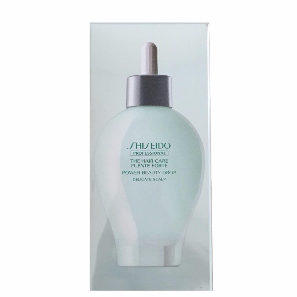 Fuente Forte Power Beauty Drop Delicate Scalp Serum Shiseido Diskon 50