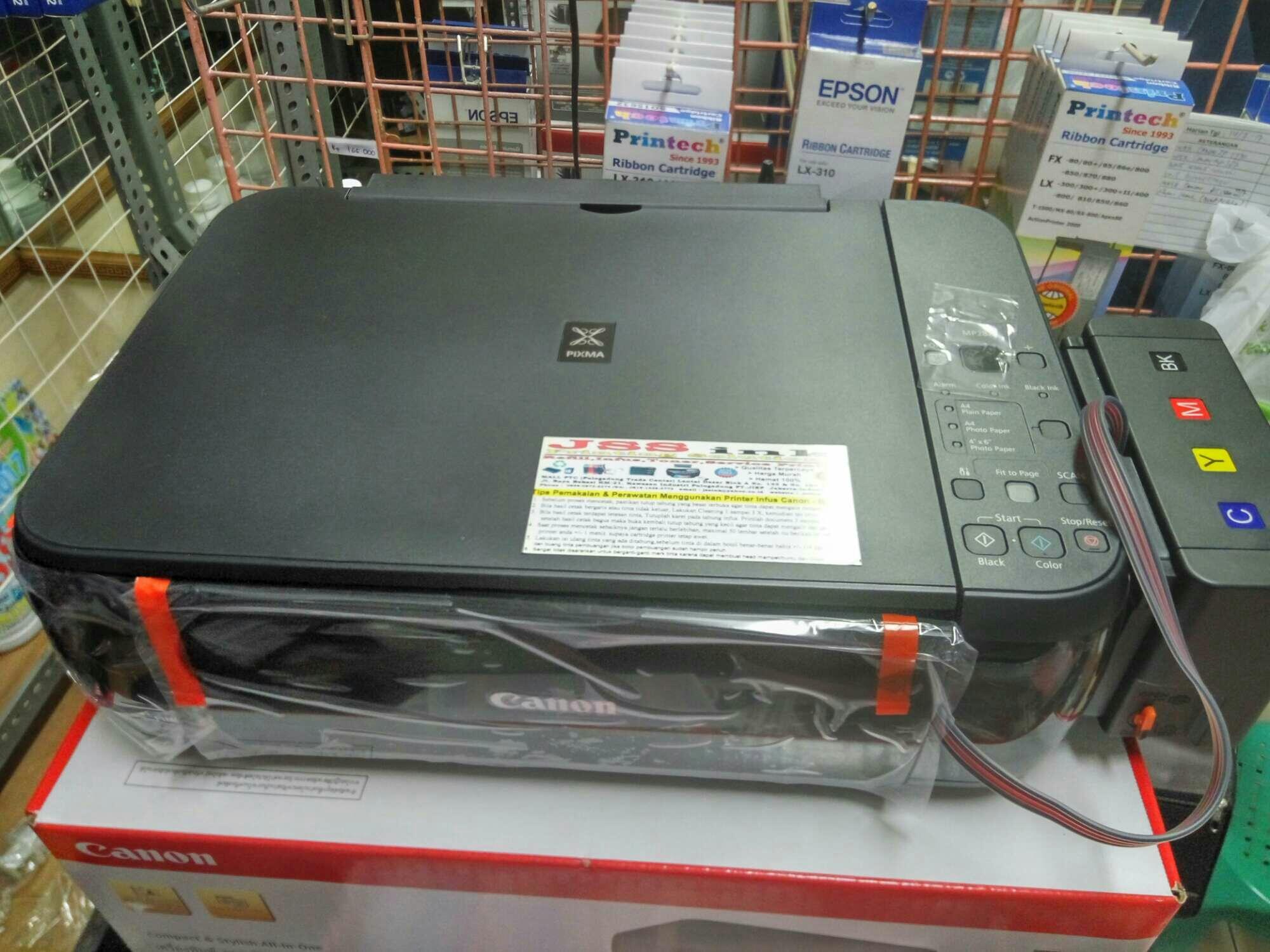 Review Printer Canon Mp 287 Infus Kotak Kunci Dan Harga Terbaru Ink Tank Modif 4 Warna 100ml Tabung Model Sepatu