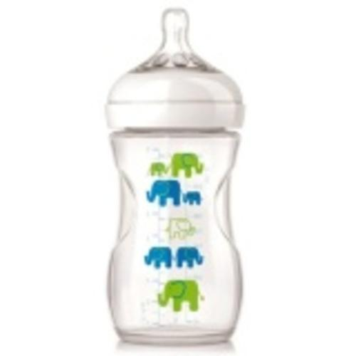 Harga Philips Avent 1 Bottle Natural 260Ml Elephant Boy Philips Avent Asli