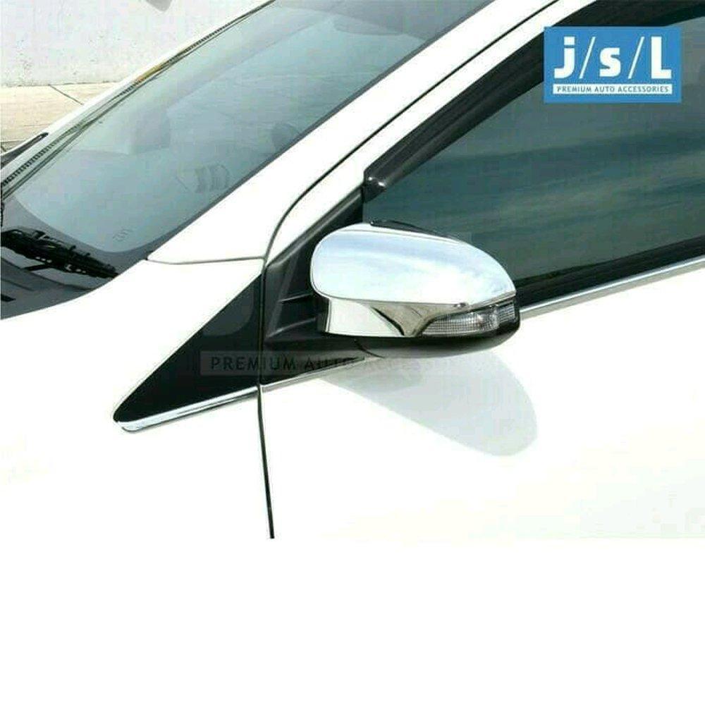 Kelebihan Cover Spion Chrome Tanpa Lampu Calya Dan Sigra Terkini Mika Sein Sen Kanan Toyota Jsl