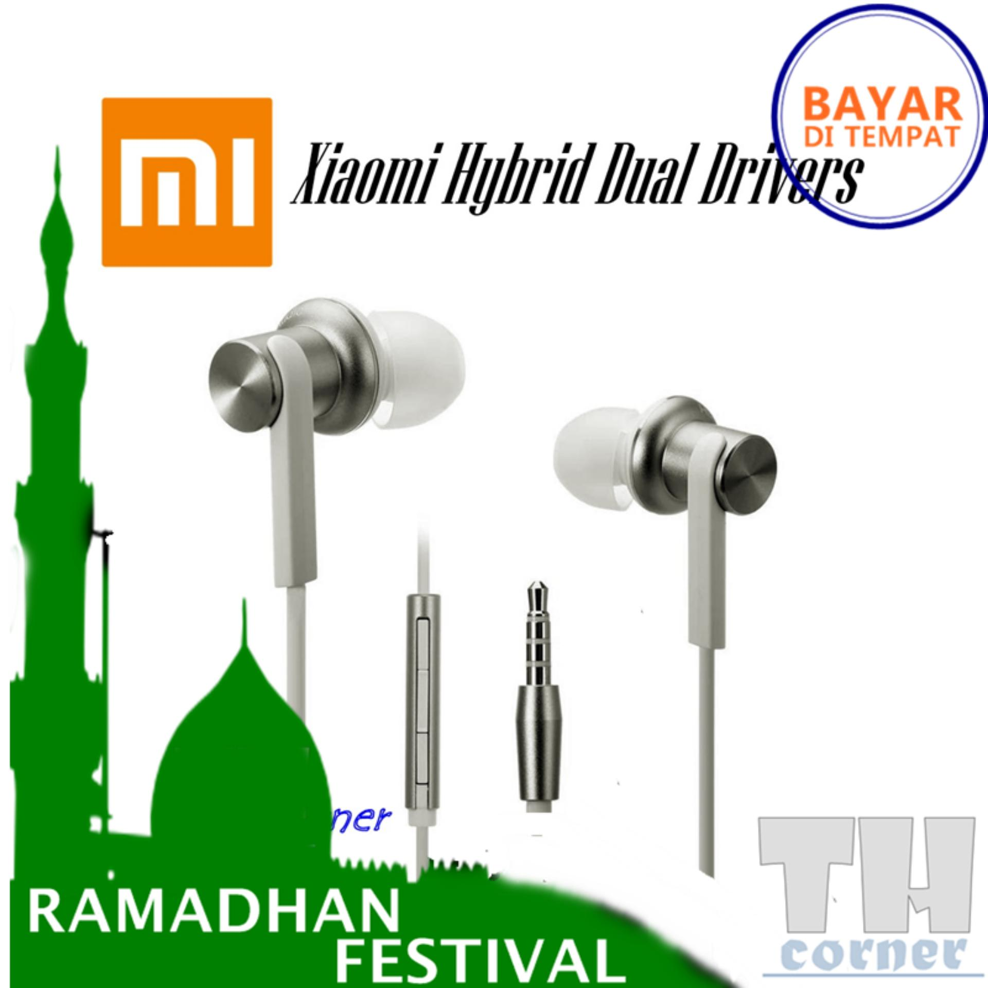 Xiaomi Hybrid Dual Drivers Earphones Mi in-Ear Headphones Pro - Piston IV