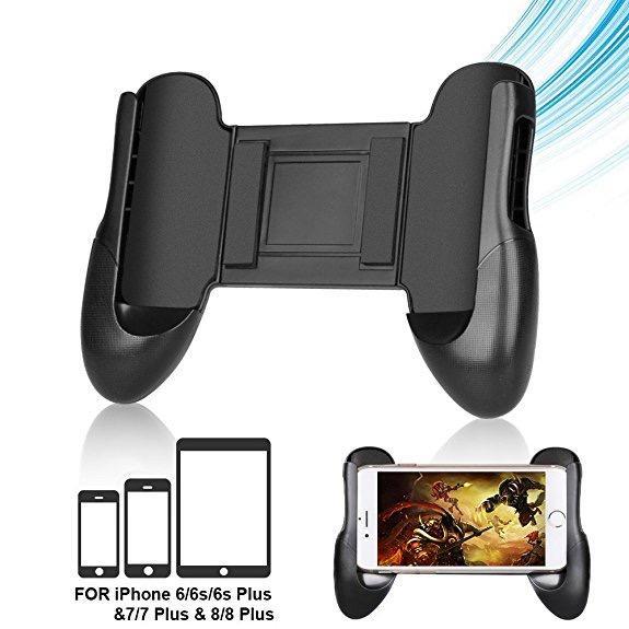 Super murah Game pad hand grip joystik mobile hp original stik jepitan hp