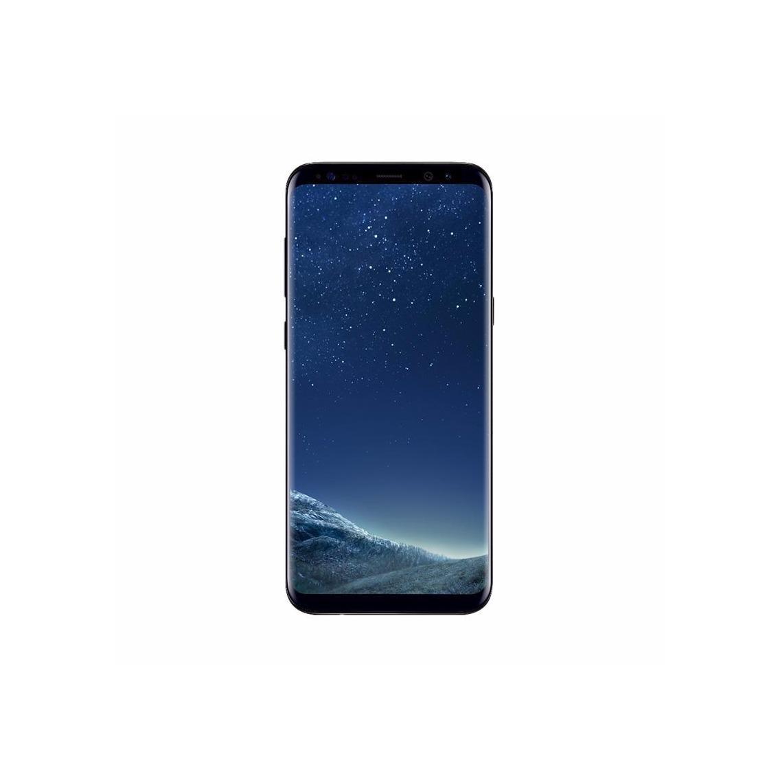 Samsung Galaxy S8 Plus Smartphone - Black [64GB/4GB