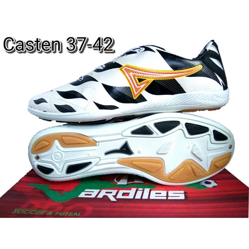 Ardiles Casten Black White - Sepatu Futsal - Sepatu Olahraga - Sepatu  Running - Sepatu Murah 66c4c47ab4