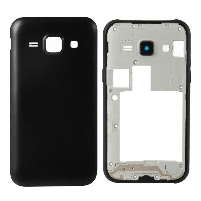 Housing Backdoor Fullset Casing - Back Case Plus Tulang Body - Samsung Galaxy J2