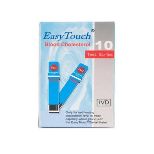 Harga Easy Touch Alat Tes Kolesterol Original