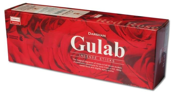 Dupa Lidi Hio (Sticks) Darshan Red Rose - ExOQNk Terbaru