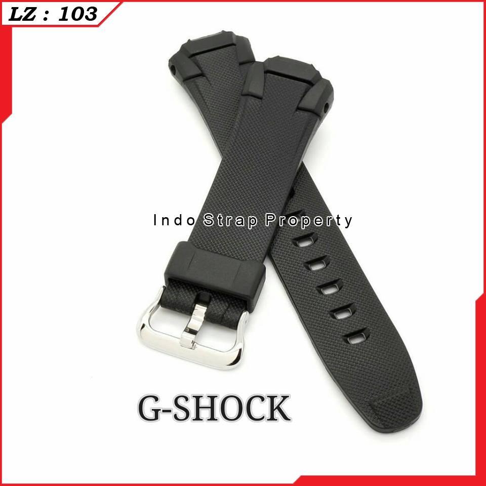 Fitur Tali Jam Strap Casio G Shock Dan Harga Terbaru Info Aw 590 1a Original Tangan Pria Rubber Hitam Detail Gambar