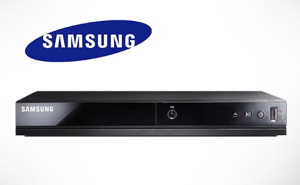 SAMSUNG DVD SAMSUNG - DVD - E360K