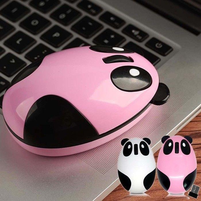 Jual Mouse Panda Putih Mouse Wireless Slim Mouse Karakter Cute Aksesoris Laptop Murah Kado Pria Wanita Kualitas Bagus Ready Stock Jakarta Tokoaksesorisku Grosir