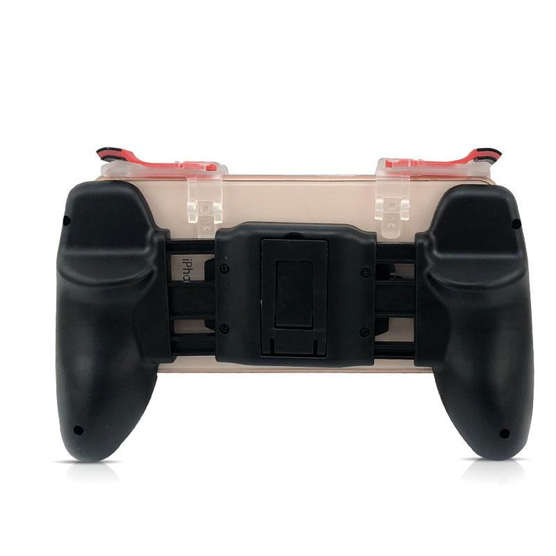Redcolourful Game Gamepad for Mobile Phone Game Controller + Auxiliary Quick Button for .