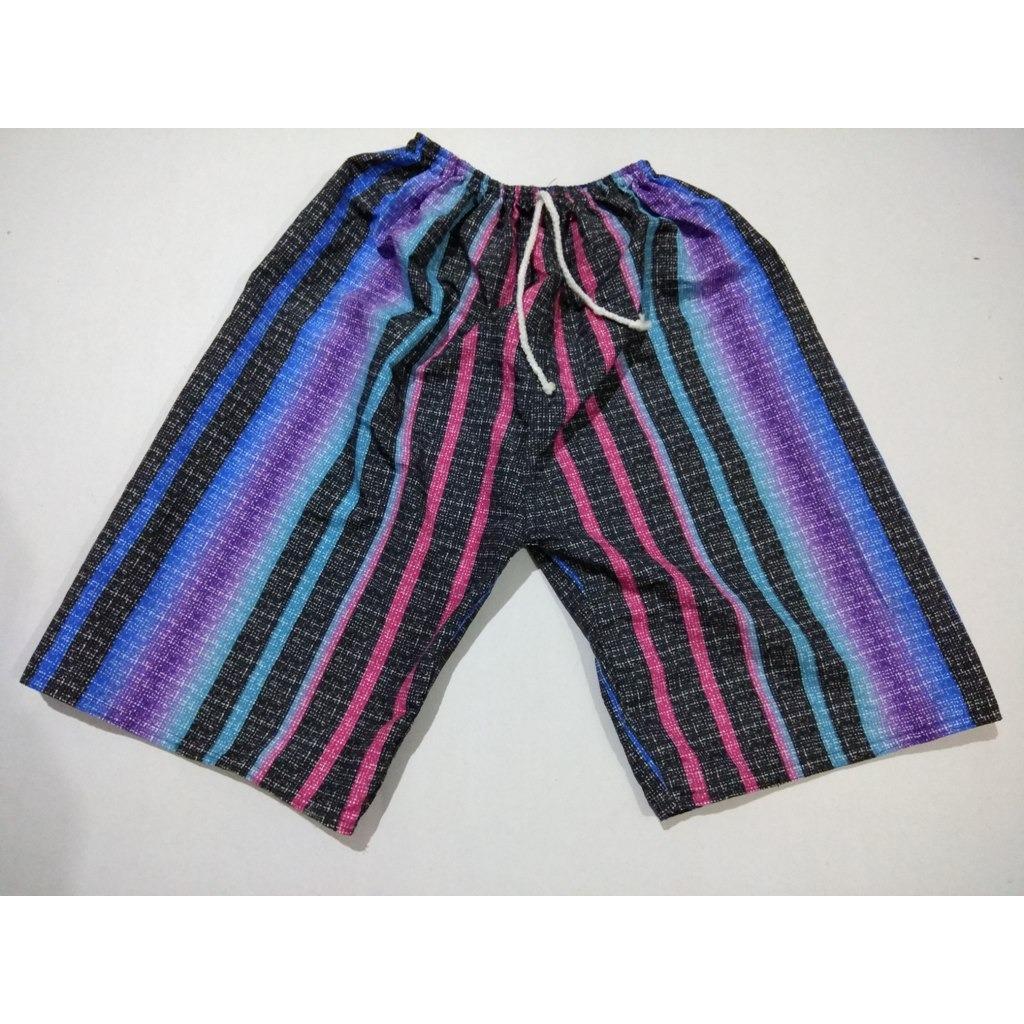 Celana Pendek Bali Motif 3/4-43