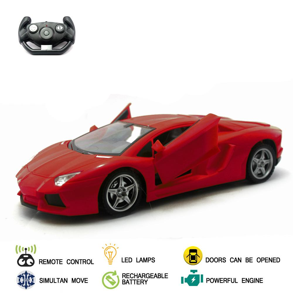 Mainan Mobil Remote Control RC Luxurious Car