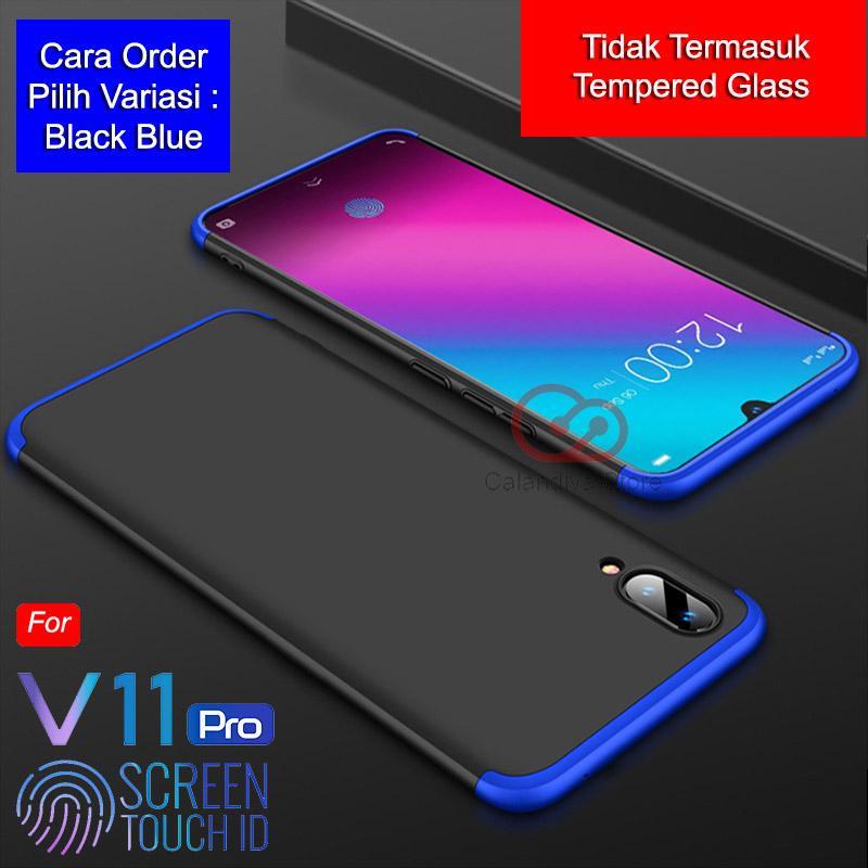 Calandiva Hard Case VIVO V11 Pro (6.41 Inch) ( In-Display Fingerprint )