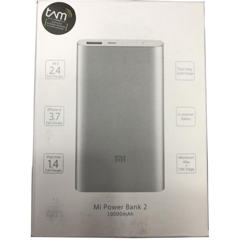 Xiaomi Original Slim Powerbank 5000mah Garansi Resmi 6 Bulan Silver Bestseller Instax Studio 100 Power Bank 10000mah 2nd Generation Tam