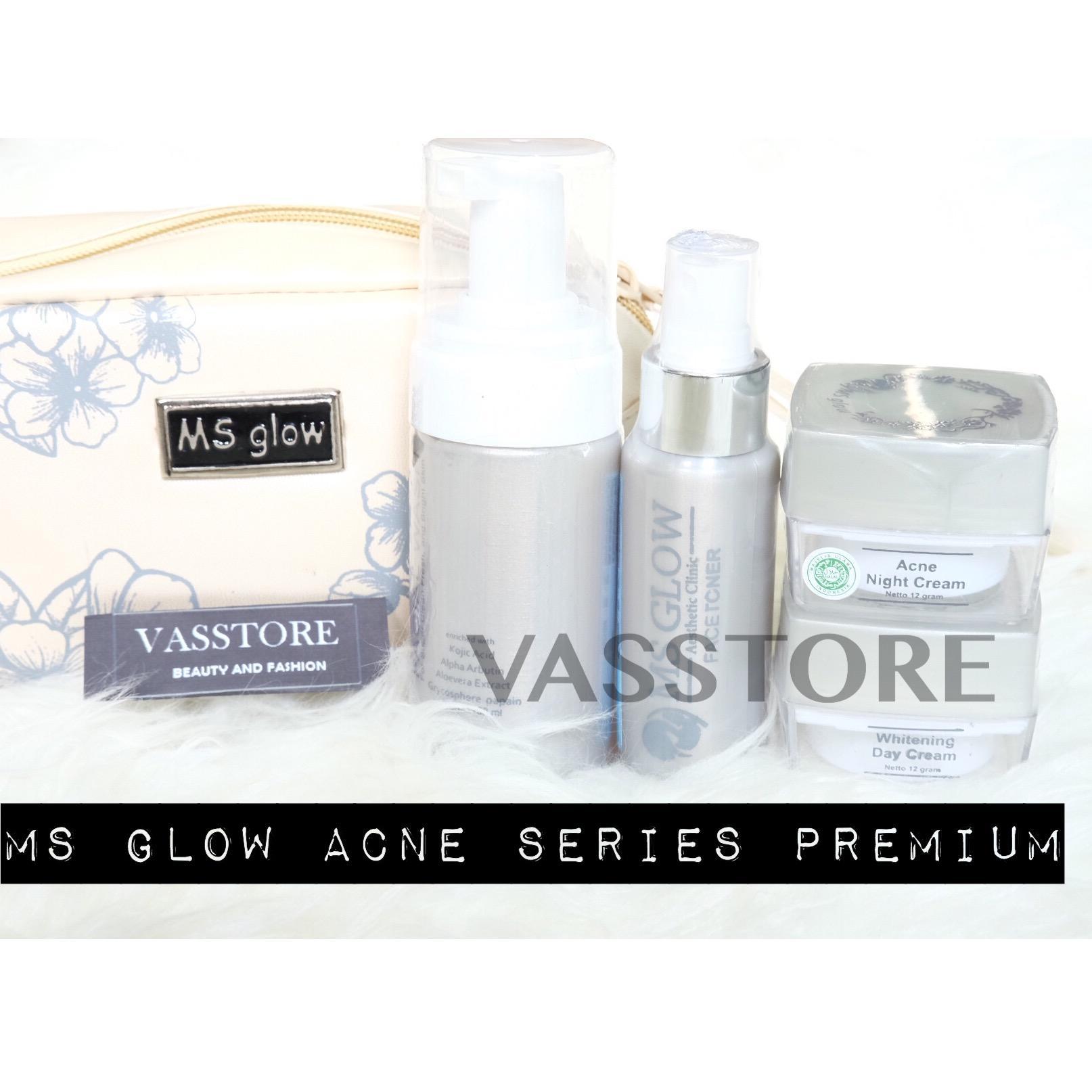 Berapa Harga Vasstore Msglow Acne Series Toner Step1 Toner Klinik 100 Original Ms Glow Paket Perawatan Wajah Untuk Jerawat Ms Glow Di Jawa Timur