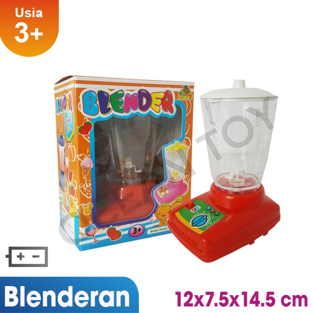 Ocean Toy Blender Mainan Anak OCT2411 - warna random