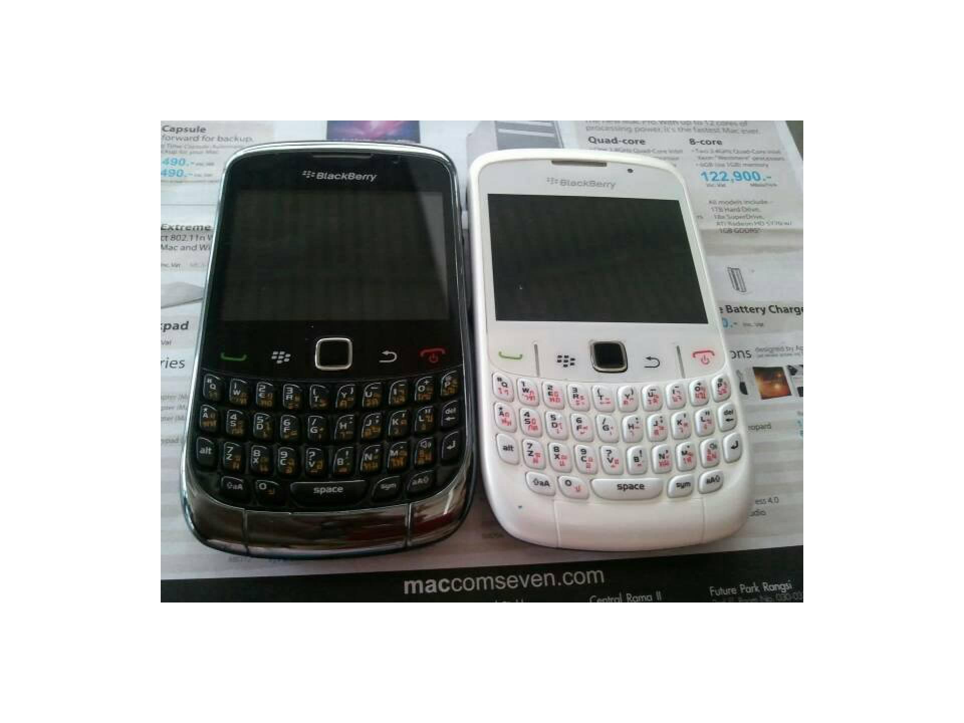Blackberry curve 9300 gemini 3G