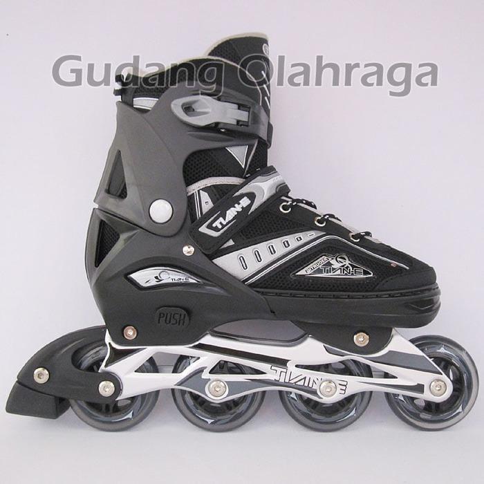 Fitur Sepatu Roda Ban Karet Anak Dan Dewasa Inline Skate Model Jahit ... 6ad14ab347