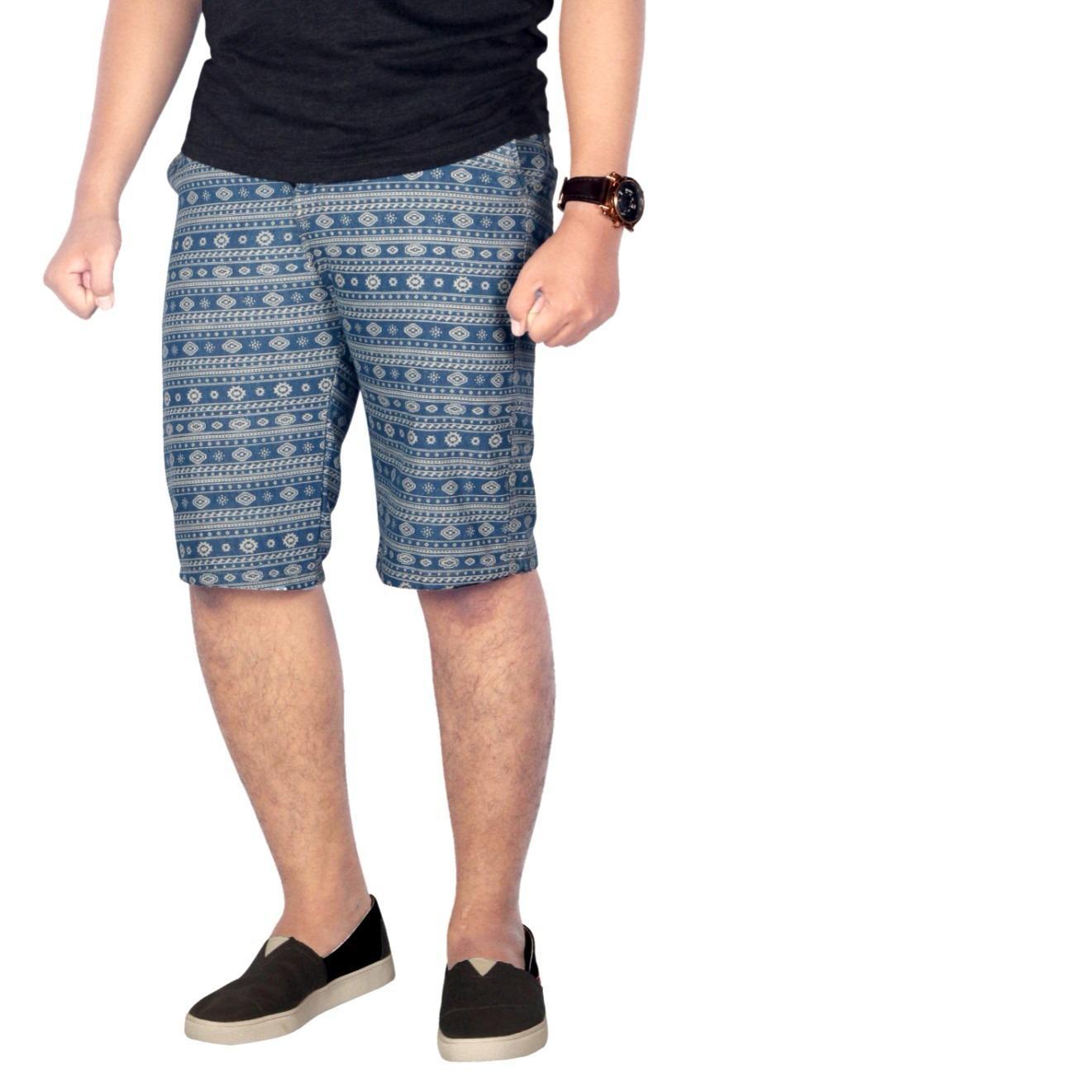 Dgm_Fashion1 Celana Pendek Distro Tribal/ Celana Skinny/Celana Pants/Celana Santai/Celana Casual/Celana Motif/Celana Polos/Celana Pria/Celana Cino/Celana Pantai/Celana Denim/Celana Jeans NR 5519