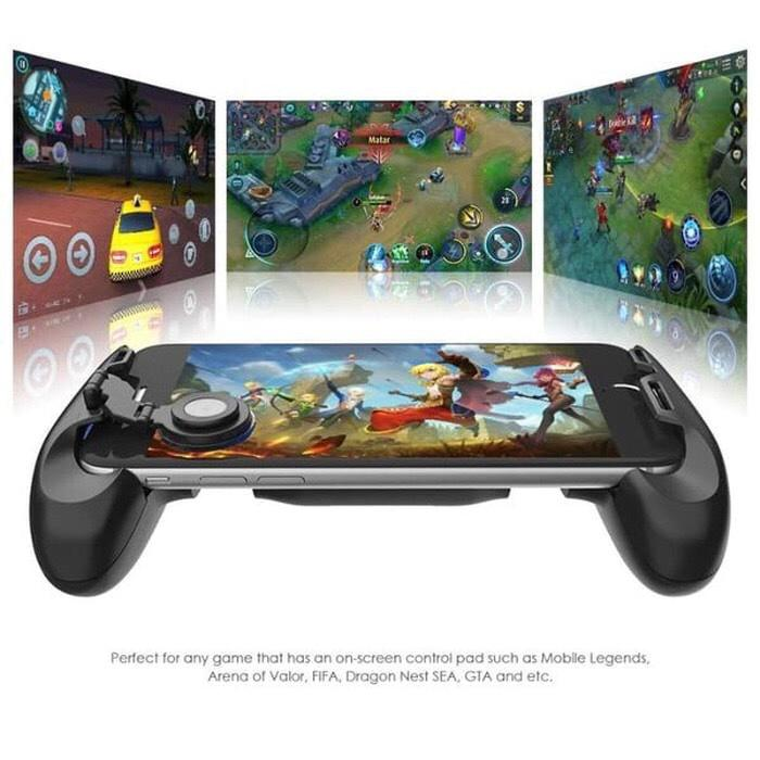 Features Sien Collection Gamepad Analog Double Joystick Game Pad