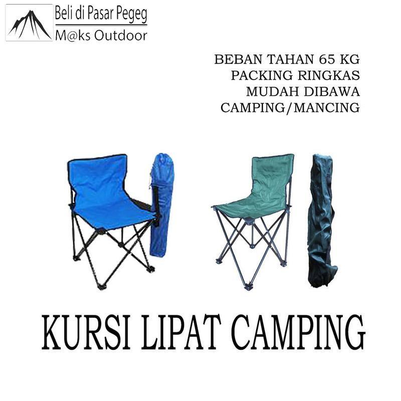 Kursi Lipat Portable Camping Pancing