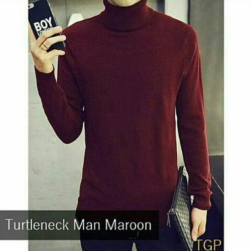 Spesifikasi Sweater Pria Sweater Rajut Murah Sweater Turtleneck Rajut Yg Baik